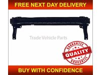 VW POLO 2009- FRONT BUMPER REINFORCER NEW INSURANCE APPROVED HIGH QUALITY FREE DELIVERY