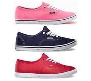 Womens Vans Shoes Pink