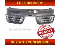 RENAULT CLIO MK2 2001-2005 FRONT GRILLE MAIN CENTRE NEW INSURANCE APPROVED FREE DELIVERY