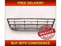 VW POLO 9N 2005-2009 FRONT CENTRE LOWER BUMPER GRILLE NEW INSURANCE APPROVED NEW FREE DELIVERY