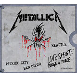 Metallica - Live Shit: Binge & Purge [New CD] With DVD