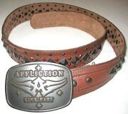 Affliction Belt