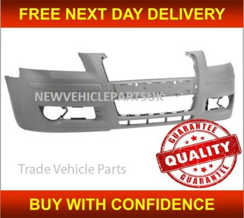 AUDI A3 3//5DR 2004-2008 FRONT BUMPER PRIMED NEW INSURANCE APPROVED HIGH QUALITY