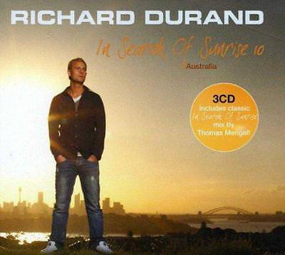 Richard Durand - In Search Of Sunrise 10 Aus (NEW CD)