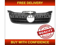 VW TOURAN 2003-2006 CADDY 3 2004-2010 FRONT GRILLE CENTRE NEW HIGH QUALITY NEW FREE DELIVERY