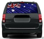 Car Rear Window Stickers