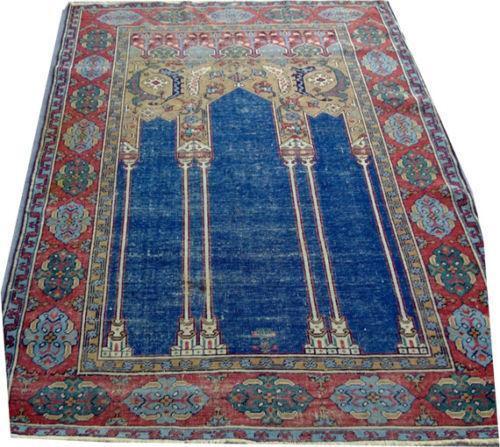 Prayer Rug User Say: Turkish Prayer Rug
