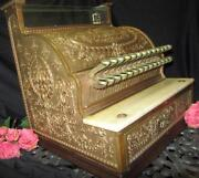 National Cash Register Wood