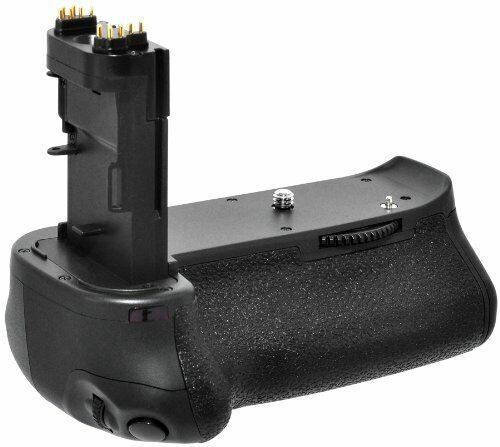 Xit Professional Power Battery Grip for Canon 70D DSLR Camera (Black)