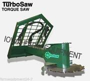 Skid Steer Tree Cutter
