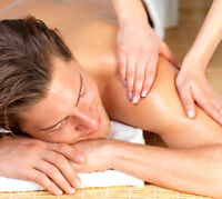 Full body Relaxation massage by Asian male masseur