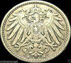 Copper-Nickel German Empire Coins (1871-1918)
