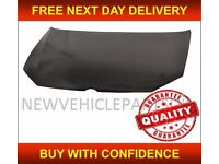 VW POLO 6R 2009-2014 BONNET PRIMED NEW HIGH QUALITY INSURANCE APPROVED FREE DELIVERY
