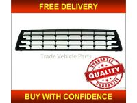 VW GOLF PLUS 2005-2009 FRONT BUMPER LOWER CENTRE GRILLE NEW INSURANCE APPROVED NEW FREE DELIVERY