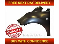 FORD KA 2009- FRONT WING PASSENGER SIDE NEW HIGH QUALITY INSURANCE APPROVED FREE DELIVERY