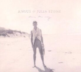 Angus And Julia Stone-Down the Way/Memories of an Old Friend CD NEW duplicate gift still sealed