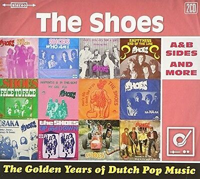 The Shoes - Golden Years of Dutch Pop Music [New CD] Holland - Import