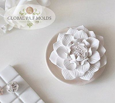 Cake Decorating Supplies,Cake Decorating Fondant Baking Mold Tool Flower Mold 23