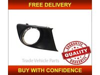 Alfa Romeo 159 2005-2011 Front Bumper Fog Grille With Chrome Frame Driver Side