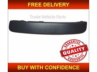FORD FOCUS 2005-2007 FRONT BUMPER MOULDING BLACK TEXTURED DRIVER SIDE NEW HIGH QUALITY FREE DELIVERY