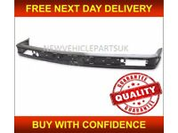 BMW 3 E30 1988-1991 FRONT BUMPER MAT-BLACK NEW INSURANCE APPROVED HIGH QUALITY FREE DELIVERY