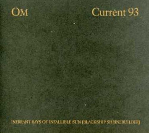 Om - Inerrant Rays of Infallible Sun [New CD]