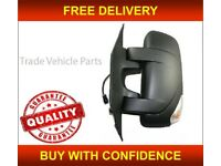 Trade Vehicle Parts VV1006 Door Wing Mirror Indicator Passenger Side