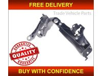 AUDI A4 2008-2012 4DR/WAGON HEADLIGHT SUPPORT MOUNT BRACKET PASSENGER SIDE NEW FREE DELIVERY