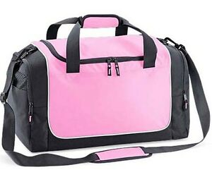 Holdall Weekend Overnight Gym Sports Travel Bag Ladies ...