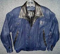 Mens Leather jacket like new