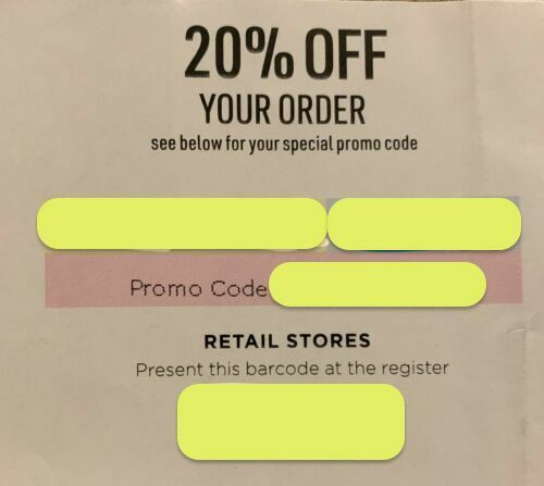 L.L. Bean Code 20 Off Your Purchase -In Store/Online-Exp 9/20/20  - $10.00