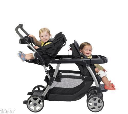 Twin Stroller Ebay