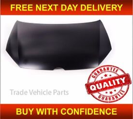 VW GOLF MK6 2009-2012 BONNET PRIMED NEW INSURANCE APPROVED HIGH QUALITY FREE DELIVERY