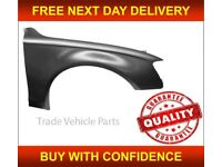 Front Wing Primed N//S Left Side Audi A4 2008-2012 Brand New High Quality
