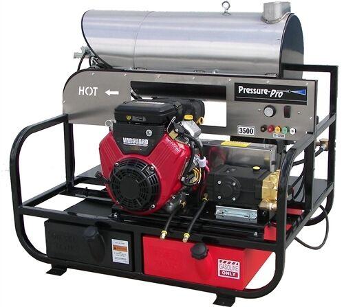 Pressure Pro 6012PRO-20G-V 5.5 GPM 3500 PSI Hot Water Pressure Washer 6012 PRO