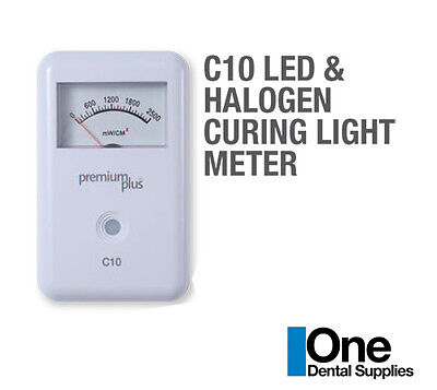Dental Curing Light Meter -led Halogen Cm 2500