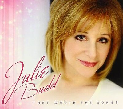 Julie Budd - They Wrote the Songs [New CD]
