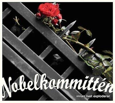 NOBELKOMMITTEN - INNAN LIVET EXPLODERAR NEW CD