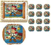 Jake and The Neverland Pirates Cake Decorations