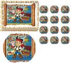 Jake and The Neverland Pirates Cake Decorations