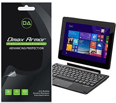"[3-Pack] Dmax Armor- Nextbook 10.1"" Quad Core Windows 8.1 Tablet Anti-Glare & -"