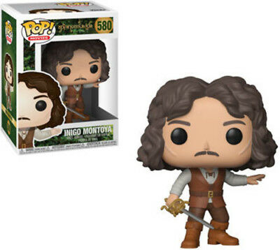 FUNKO POP! MOVIES: The Princess Bride - Inigo Montoya [New Toy] Vinyl Figure