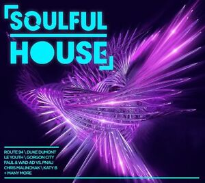 SOULFUL HOUSE 2-CD digipak 2014 NEW / SEALED Katy B Foxes Route 94