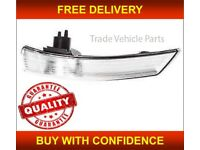FORD FOCUS 2008-2014 DOOR WING MIRROR INDICATOR DRIVER SIDE NEW HIGH QUALITY NEW FREE DELIVERY