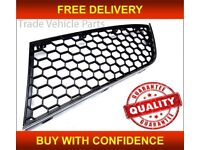 Alfa Romeo Mito 2008-2016 Front Bumper Grille Passenger Side New High Quality