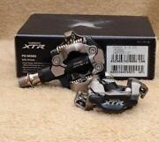 Shimano XTR Pedals