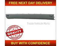 Mercedes Sprinter 1995-2005 Rear Bumper Grey No Sensor Holes Insurance Approved