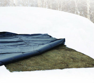 Ground Thawing - Powerblanket EH0304 Ground Thawing Electric Blanket, 3' x 4'