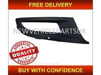 Rear Bumper Moulding Chrome Driver Side/ Compatible With Passat Saloon 2005-2010 Trade Vehicle Parts VK1191