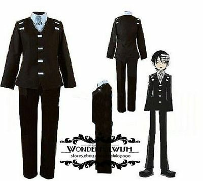 Halloween costume Soul Eater Death the Kid Cosplay Cos